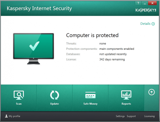 Kaspersky Internet Security 2018 Crack with License Key Free Download