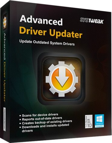 Advanced Driver Updater 2017 Crack + Serial Key Available