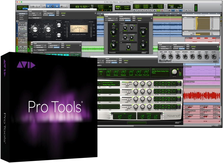 Avid Pro Tools 11 Crack [Patch + Serial + Keygen] With Plugins
