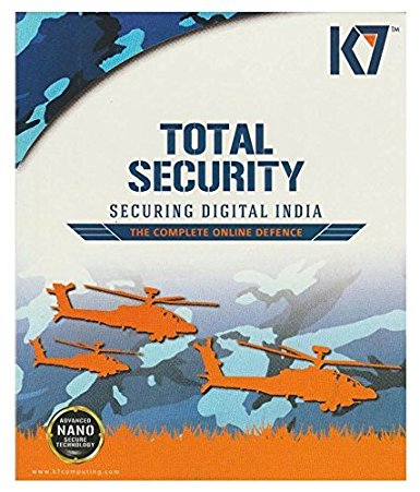 K7 Total Security 2018 Crack & Activation Key Free Download