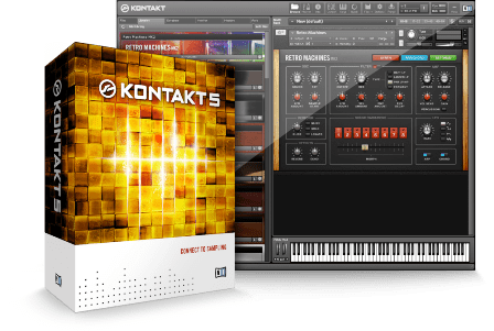 Native Instruments Kontakt 6 Crack Torrent + Full Download