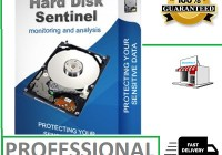 Hard Disk Sentinel Pro 5.50 Crack + Registration Key 2020 (Latest Version)