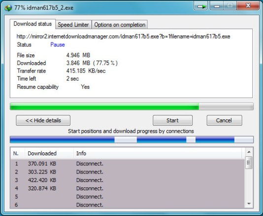 Internet Download Manager (IDM) 6.37 Build 14