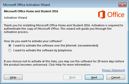 ms office 2016 serial key