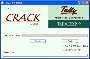 Tally ERP 9 [v6.6.2] codes