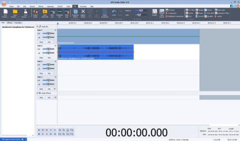 AVS Audio Editor 2020 crack