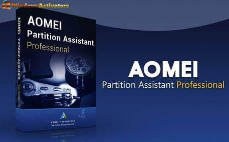 AOMEI Partition Assistant 2020 crack