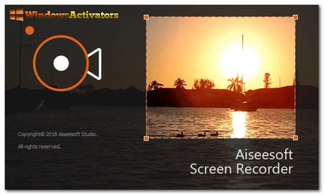 Aiseesoft Screen Recorder 2020 crack