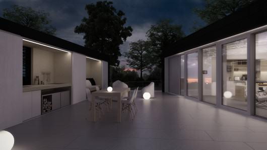 Tecnología solar futura para los hogares