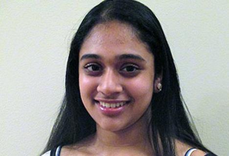 Trisha Prabhu y el Cyberbullying