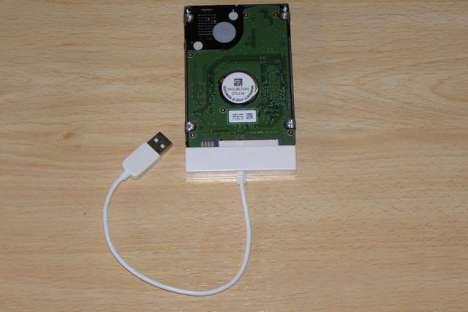 disco duro en caja USB