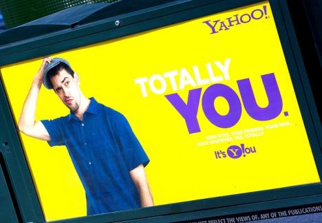 Cuenta bloqueada de Yahoo