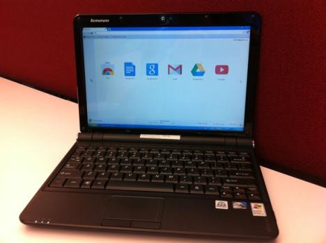 Google Chrome en Windows XP