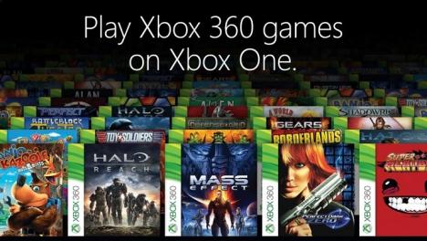 Juegos del XBox 360 compatibles con XBox One