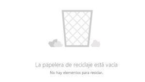 recuperar archivos borrados en OneDrive