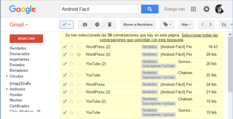 Truco Gmail