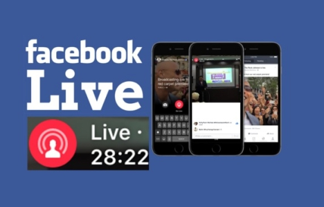 desactivar notificaciones de Video live en Facebook