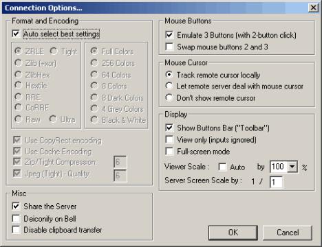 controlar un pc con UltraVNC