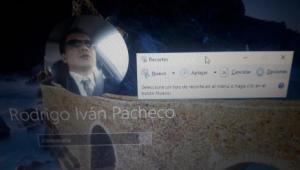 Capturar Pantalla de Bloqueo Windows 10