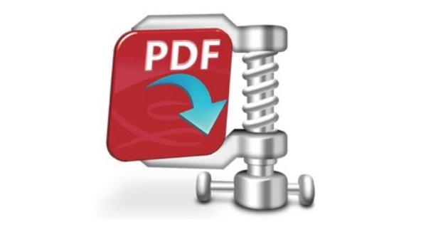 Comprimir archivos PDF