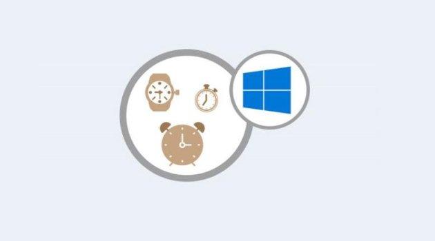 Alarmas en Windows 10