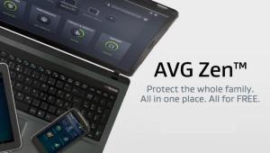 desinstalar AVG Zen