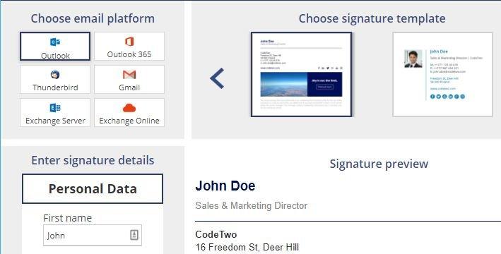 crear firmas digitales para gmail outlook y yahoo
