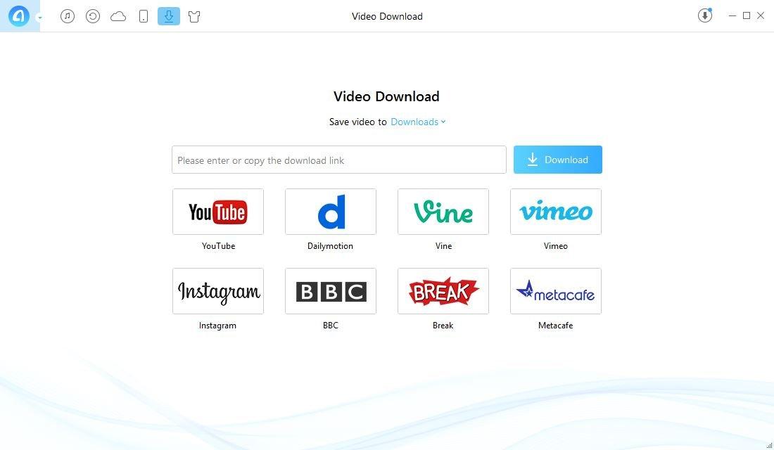 AnyTrans pasar fotos videos del PC al iPad