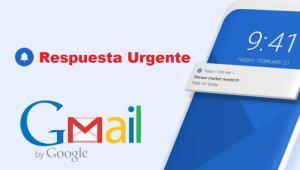 Empujones de Gmail respuestas urgentes