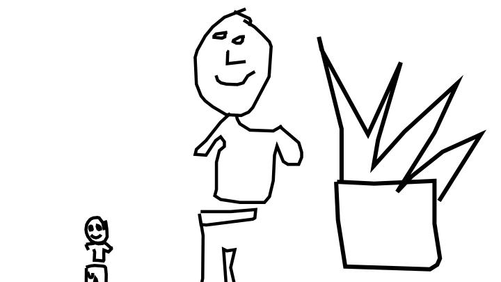 Cartoonify convertir fotos en garabatos
