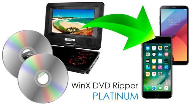 Como usar WinX DVD Ripper