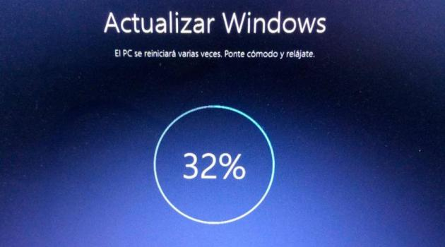 Actualización de Windows 10