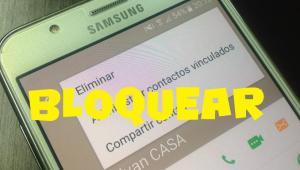 Bloquear Contactos WhatsApp