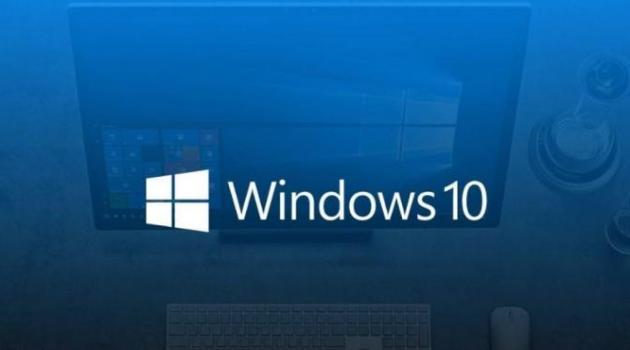 Inicio de Windows 10