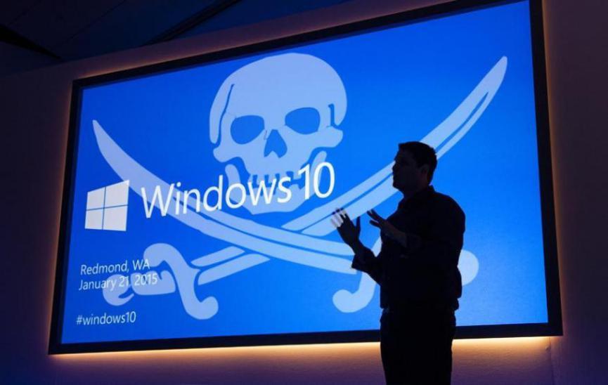 Windows 10 Pirata: Cómo Reconocerlo y que peligros se presentarán