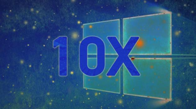 Windows 10X