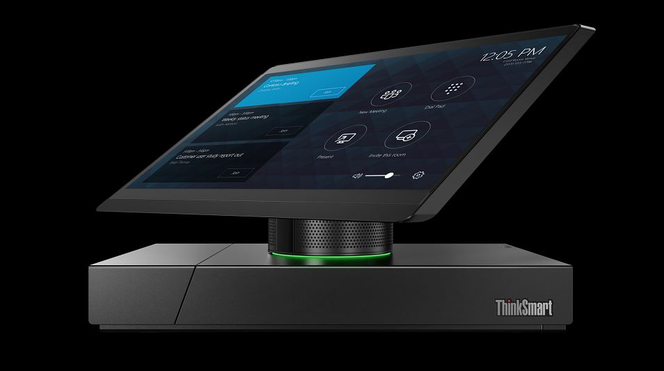 Lenovo ThinkSmart Hub 500 Will Meeting Rume Revolutionieren