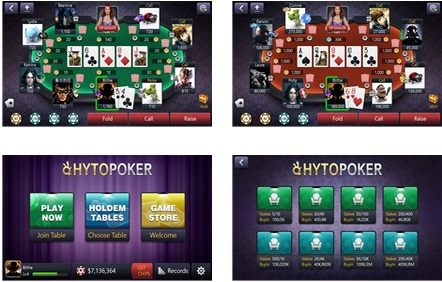 Poker na Windows Phone