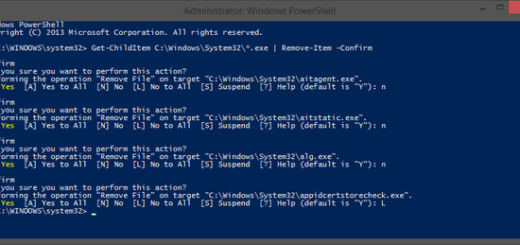 How to Delete Files from PowerShell