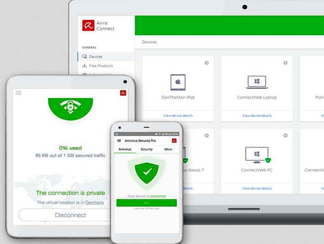Avira Prime 2019 Serial Key for 3 Months