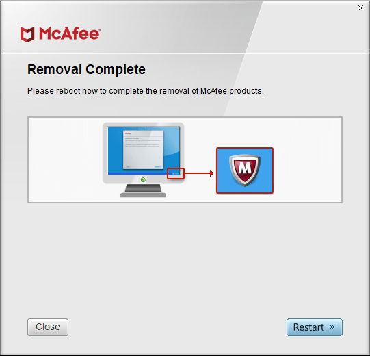 How to Completely Uninstall McAfee from Windows