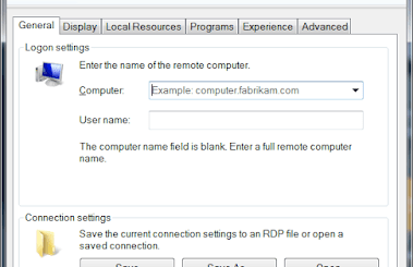 Run Desktop Remote from CMD
