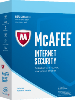 McAfee Internet Security 2021 Free 6 Months Subscription
