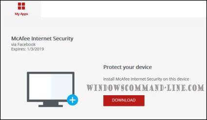 Mcafee Internet Security 2021 Free Trial Version