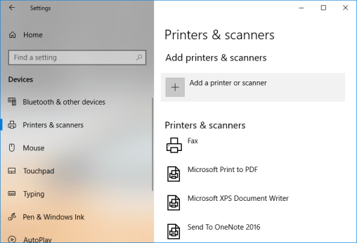 Add a Printer in Windows 10 - Step by Step
