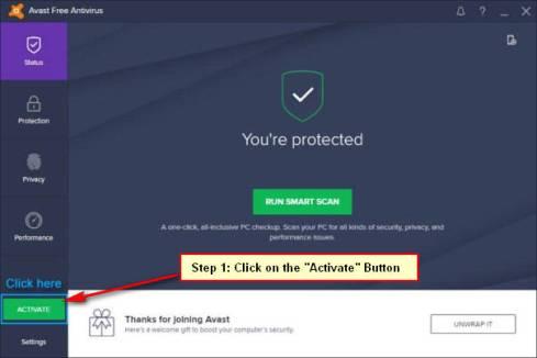 Avast Antivirus Free 2021