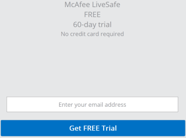 McAfee LiveSafe Giveaway