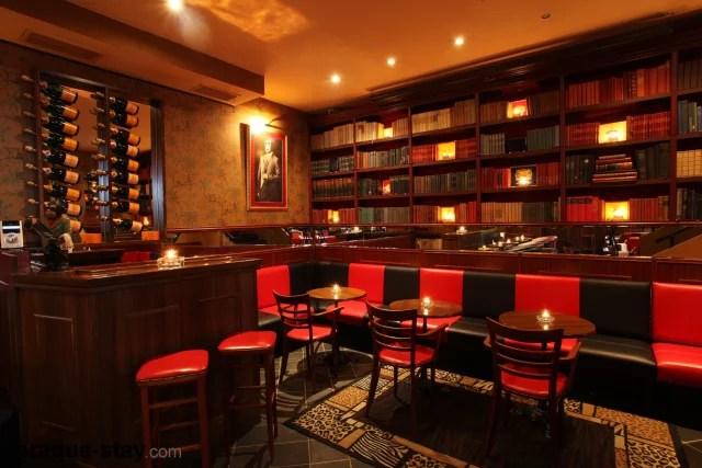 prague bar and books Manesova 1