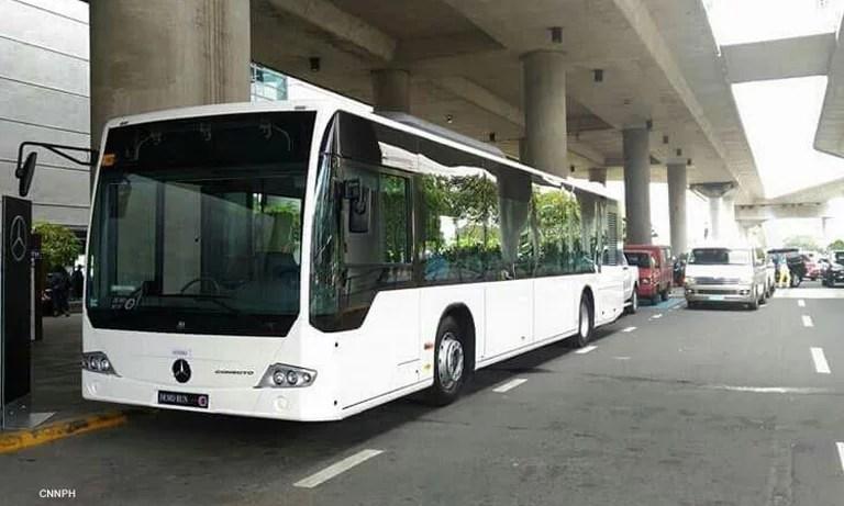 NAIA Premium Bus