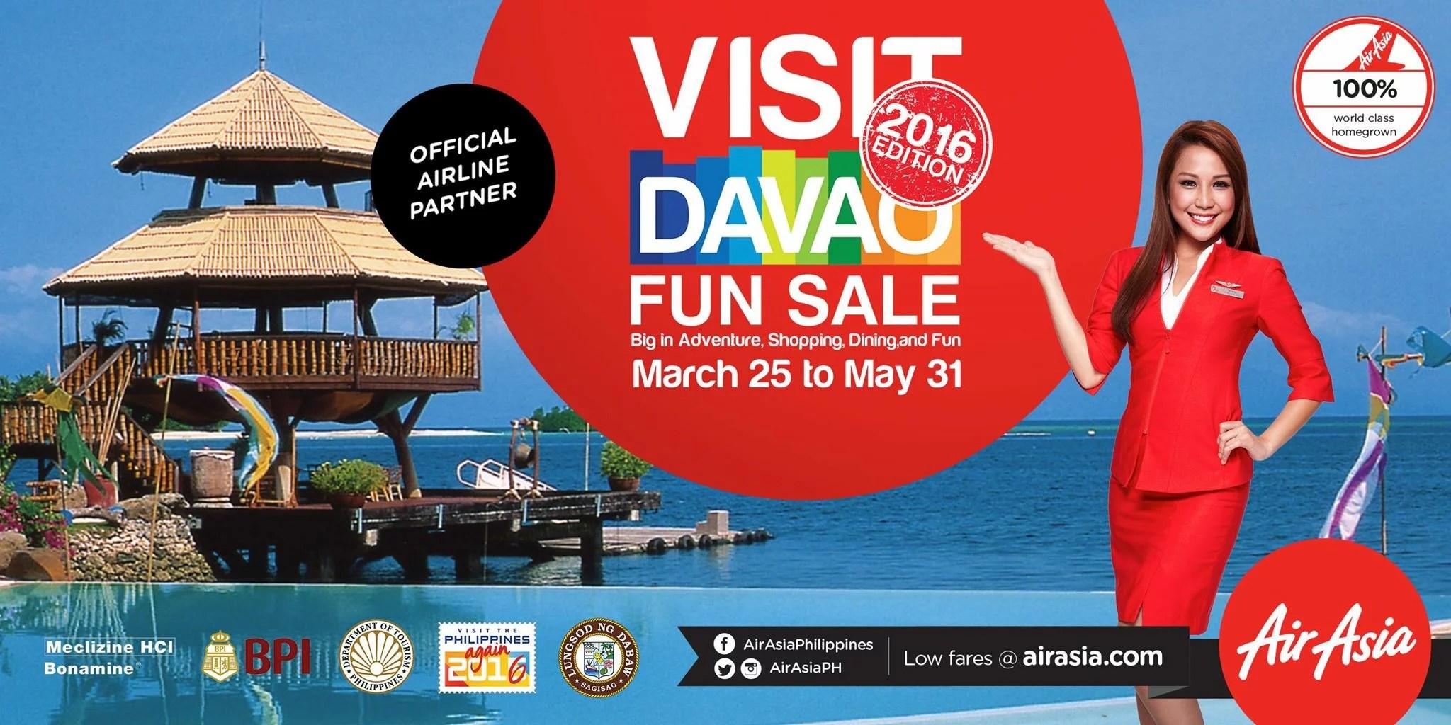 AirAsia - Davao